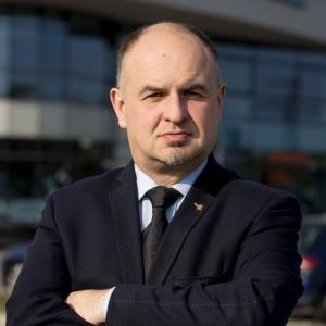 Maciej Badora Prezes WSSE