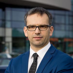 Krzysztof Drynda Wiceprezes WSSE