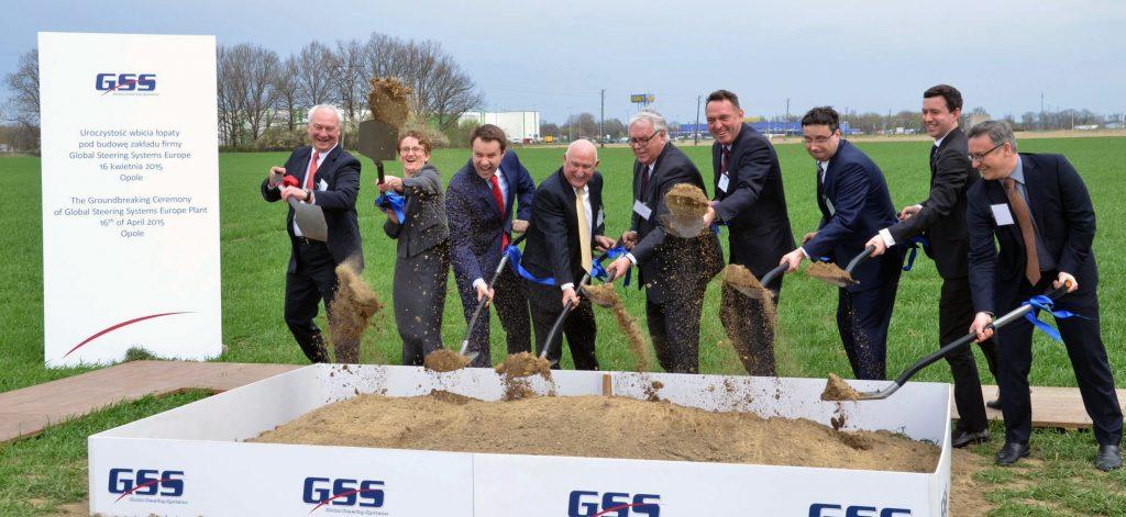 GSS Rozpoczęcie budowy