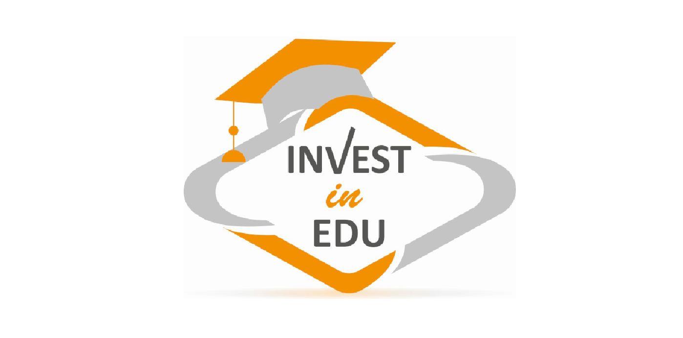 INVEST in EDU logo