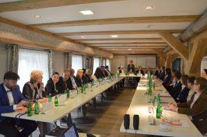 W Zamku Topacz pod Wrocławiem odbyło się drugie spotkanie niemieckich inwestorów działających w WSSE.
