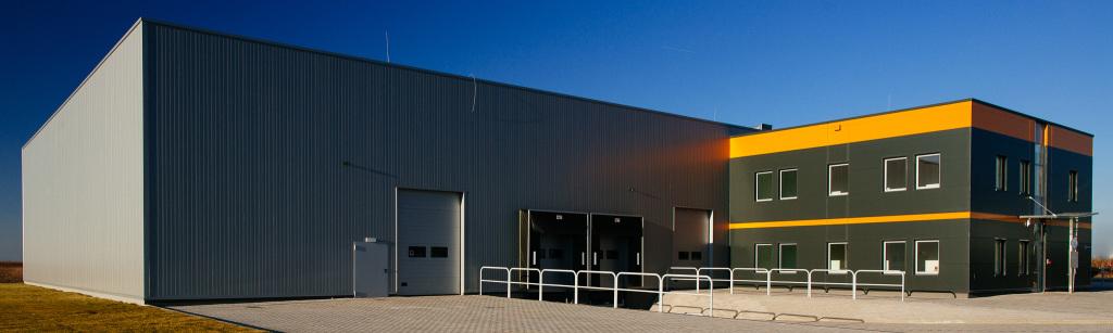 """Firma Kayser prowadzić będzie działalność w hali przemysłowej wybudowanej przez spółkę WSSE """"INVEST-PARK"""""""