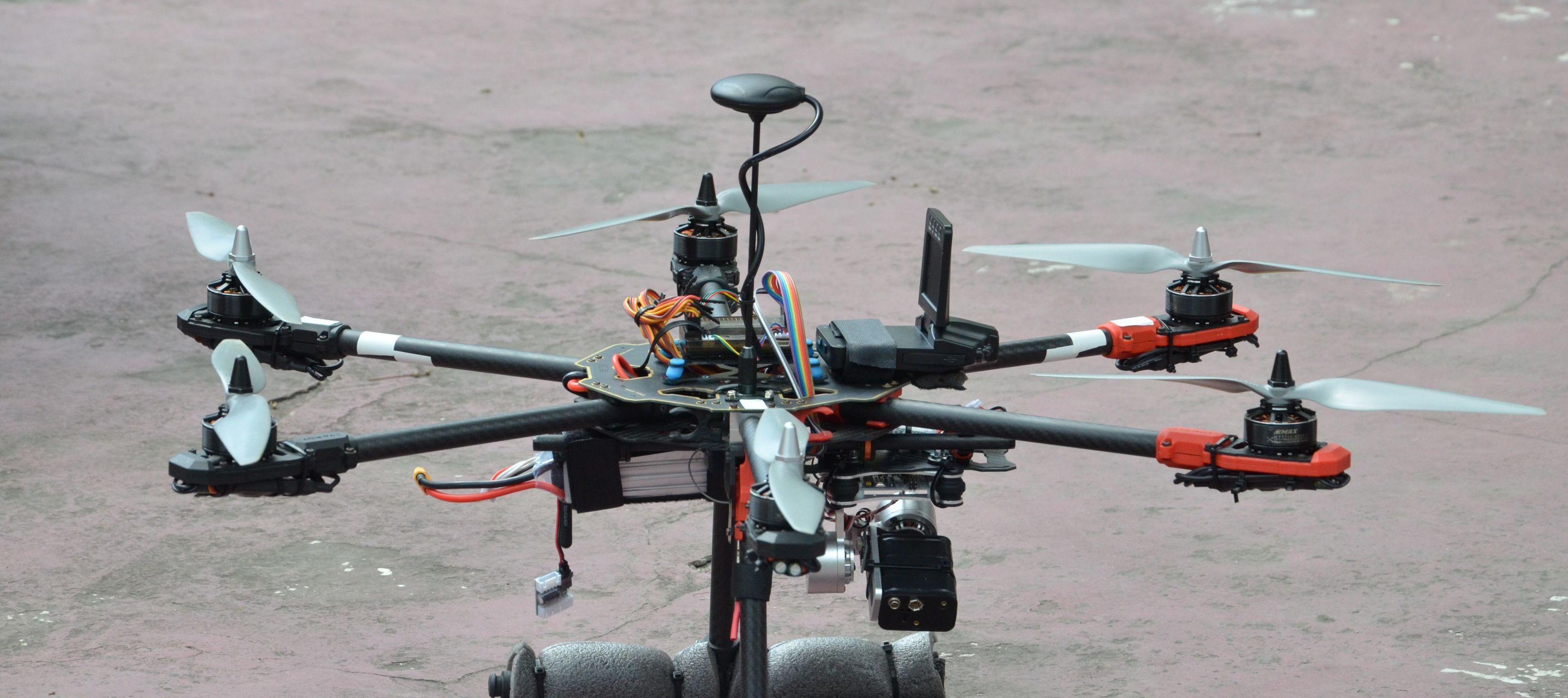Dron w MDK