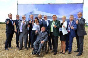Kolejny zakład GKN Driveline w Oleśnicy będzie miał powierzchnię 15 tys. mkw. Jego budowa powinna się zakończyć na wiosnę 2016 roku