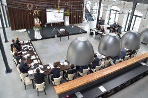 Na spotkaniu omówiono kwestie wsparcia działalności badawczo-rozwojowej oraz bieżące problemy japońskich inwestorów