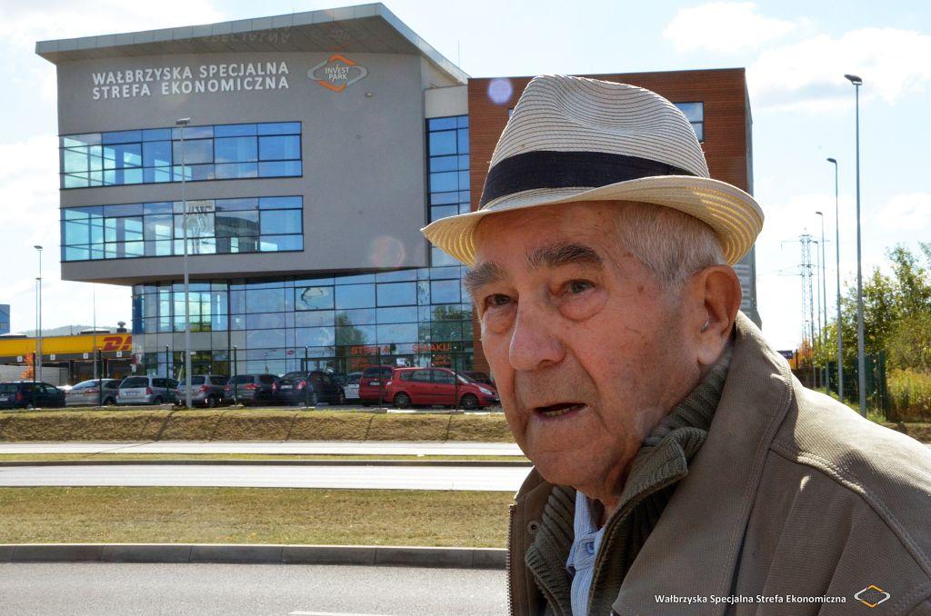 """Tadeusz Słowikowski, wieloletni poszukiwacz i badacz sprawy """"Złotego Pociągu"""""""