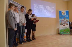 W akcji uczestniczyło ponad 300 uczniów szkół podstawowych i gimnazjalnych