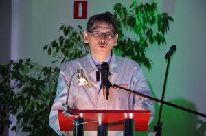 Eiji Takeichi - prezes TMMP