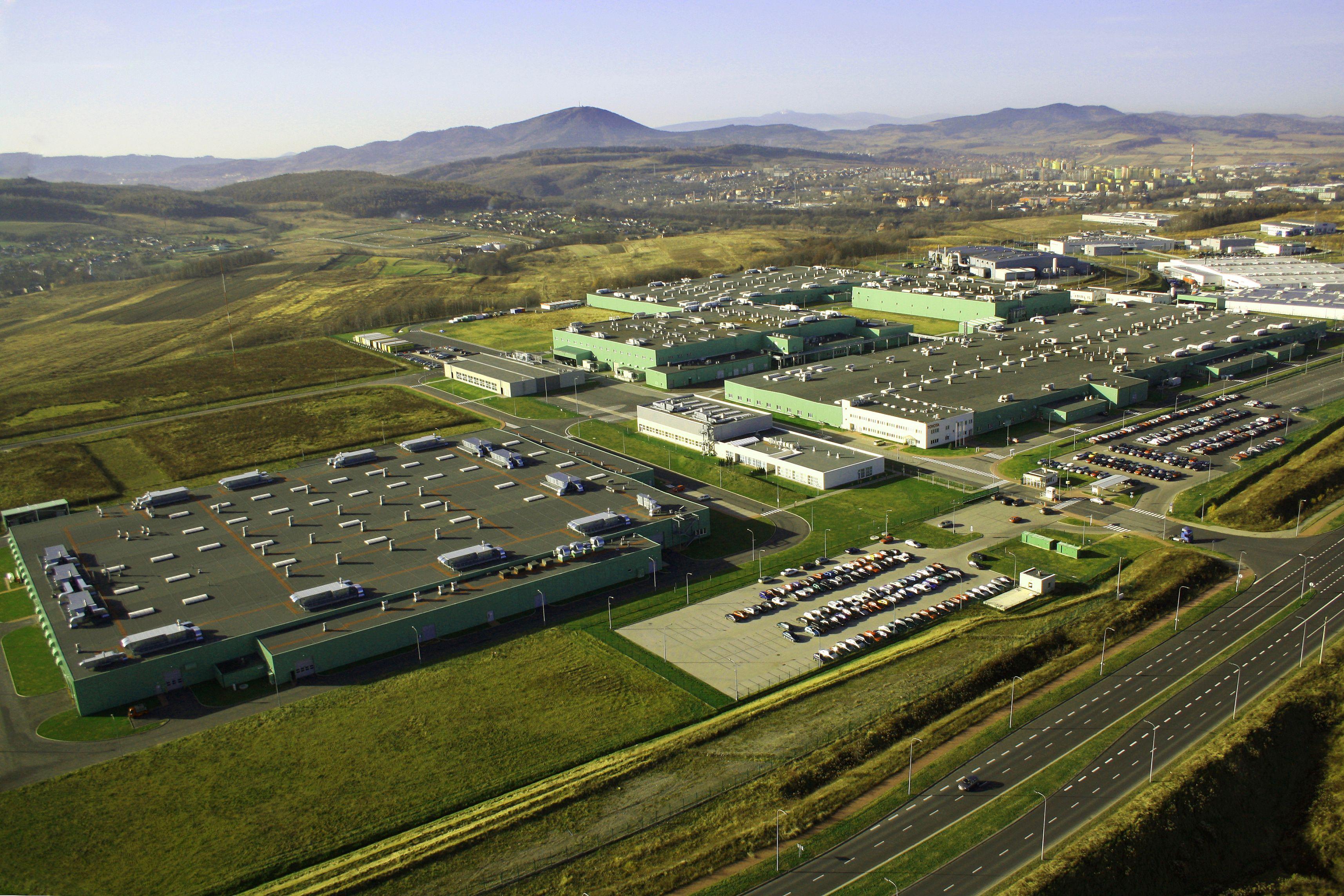 Wałbrzyska fabryka Toyota Motor Manufacturing Poland