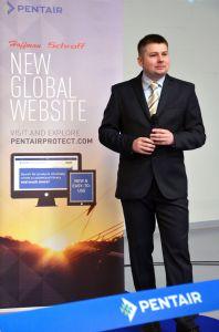 Pentair - Paweł Celmer