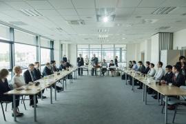 WSSE Ambasador Japonii 3