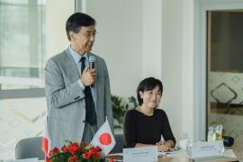 WSSE Ambasador Japonii 5