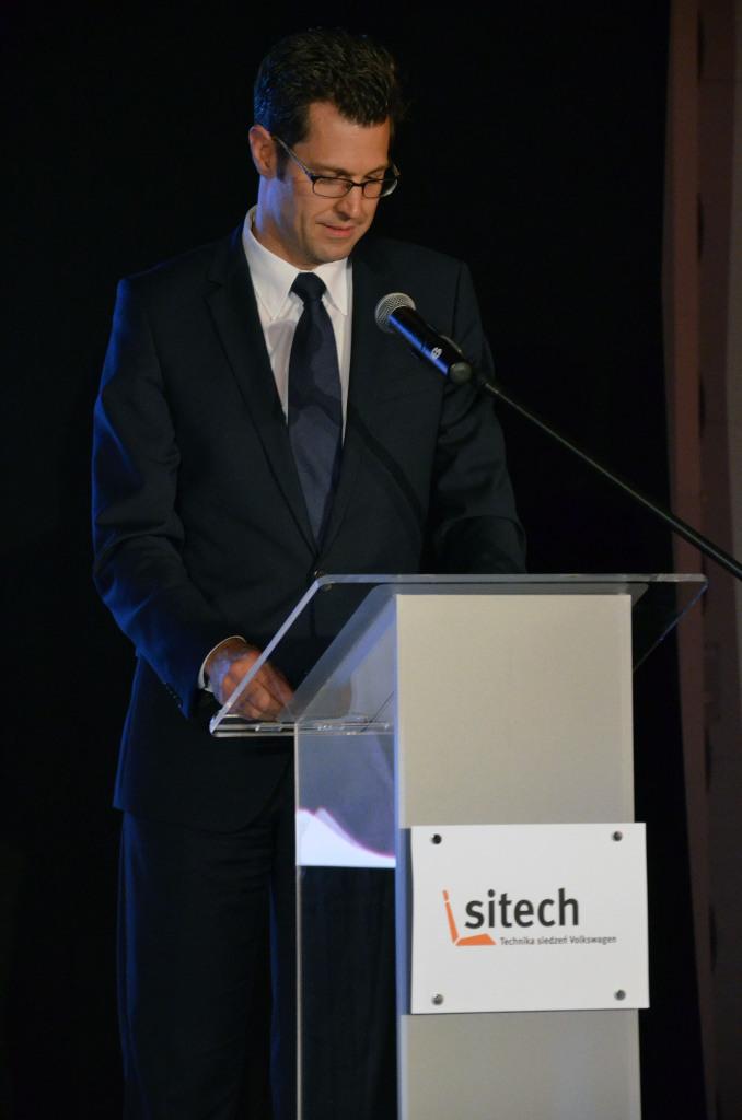 Thomas Hegel Gunther prezes zarządu Sitech
