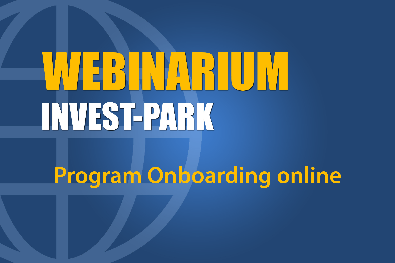 Program Onboarding online