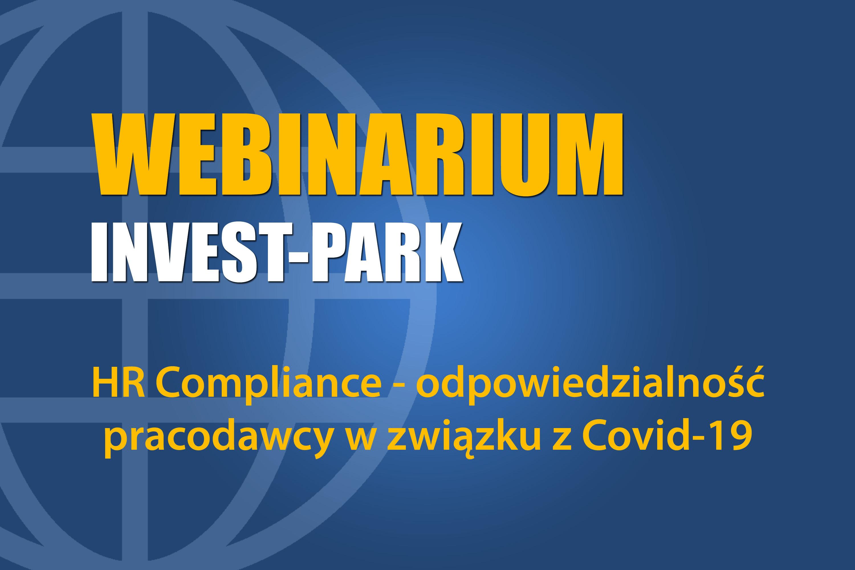 HR Compliance - odpowiedzialność pracodawcy w związku z Covid-19