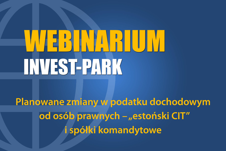 """Planowane zmiany w podatku dochodowym od osób prawnych – """"estoński CIT"""" i spółki komandytowe"""