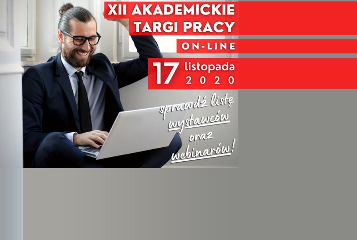 XII Akademickie Targi Pracy On-Line