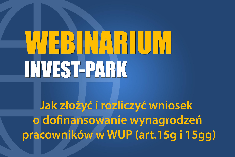 Jak złożyć i rozliczyć wniosek o dofinansowanie wynagrodzeń pracowników w WUP (art.15g i 15gg)