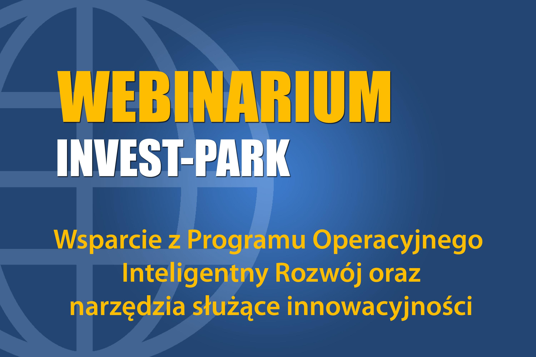 Wsparcie z Programu Operacyjnego Inteligentny Rozwój oraz narzędzia służące innowacyjności