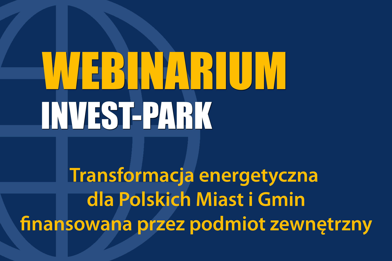 Transformacja energetyczna dla Polskich Miast i Gmin finansowana przez podmiot zewnętrzny