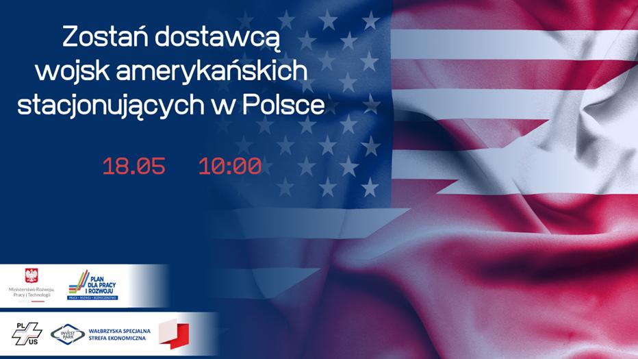 Bezpłatne szkolenie online z zakresu zamówień publicznych dla armii amerykańskiej stacjonującej w Polsce.