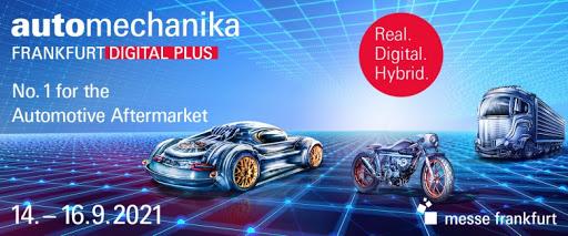 Targi Automechanika Frankfurt Digital Plus